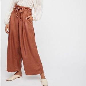 Free People - Levitation Wide Leg Pant